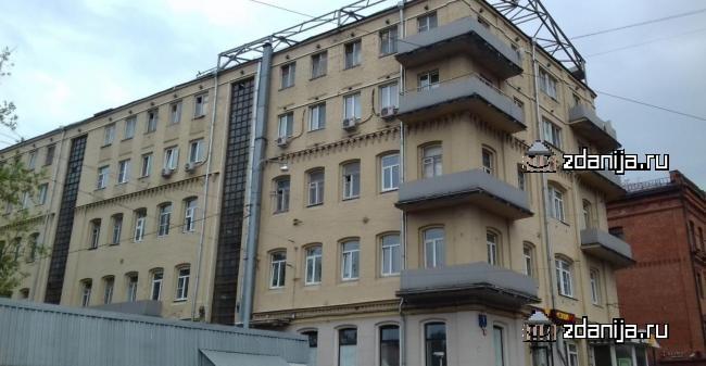 Москва, Варшавское шоссе, дом 7, корпус 1 (ЮАО, район Донской)