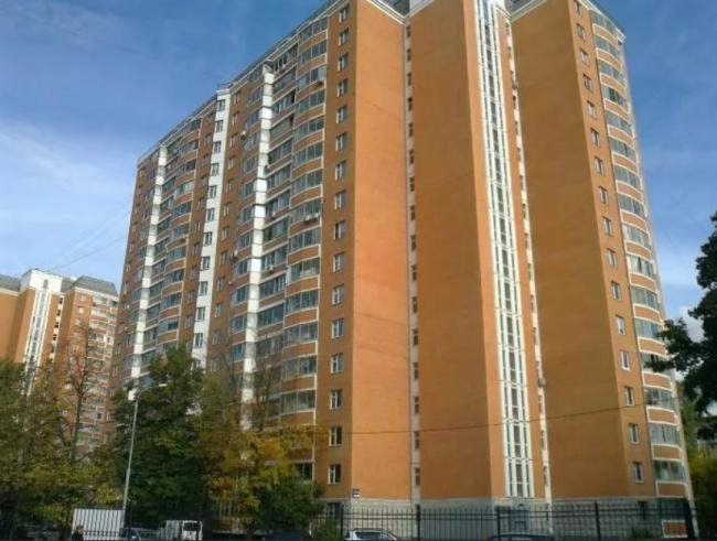 Москва, Перовская улица, дом 36, корпус 4 Серия П-44т (ВАО, район Перово)