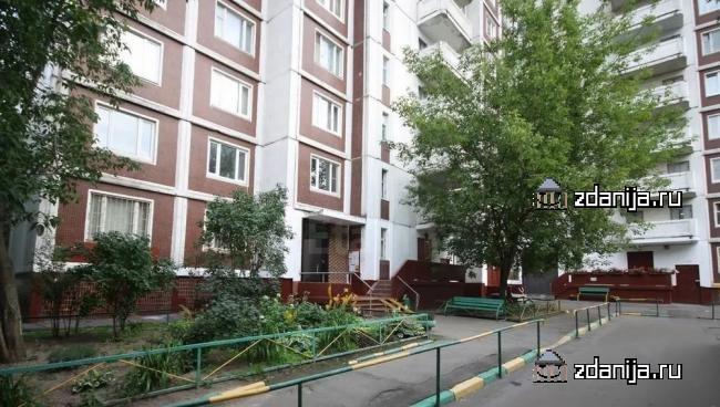 Москва, улица Вавилова, дом 17 (ЮЗАО, район Академический)
