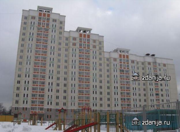 Москва, Дмитровское шоссе, дом 165Д, корпус 4, Серия ГМС-2001 (СВАО, район Северный)