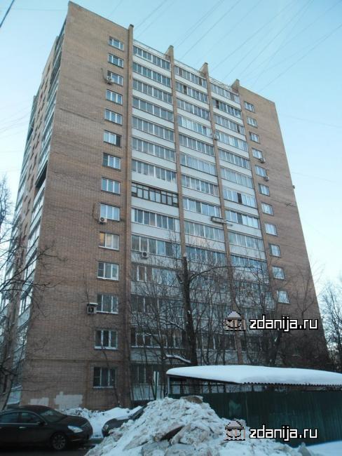 Москва, Песчаная улица, дом 15, Башня Вулыха II-67 (САО, район Сокол)