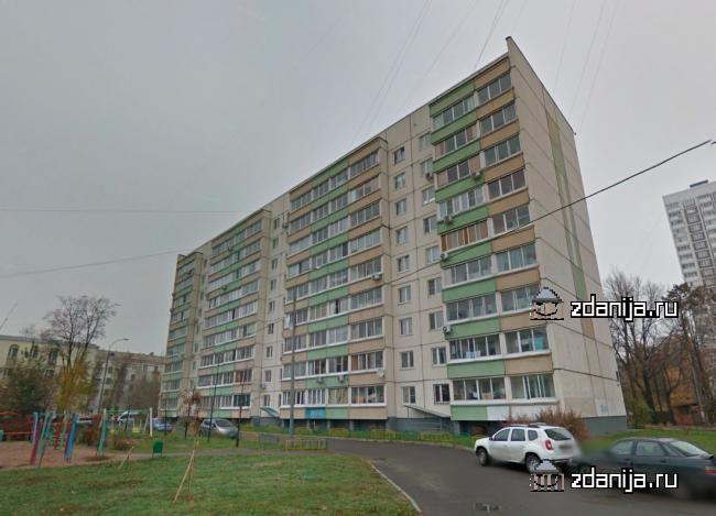 Москва, 3-й Михалковский переулок, дом 24, Серия П-46м (САО, район Коптево)