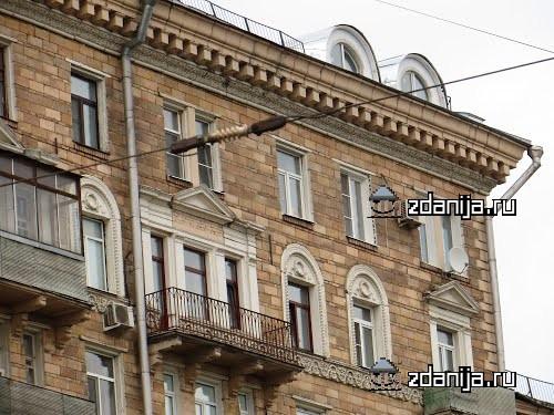 Москва, Новопесчаная улица, дом 23, корпус 5 (САО, район Сокол)