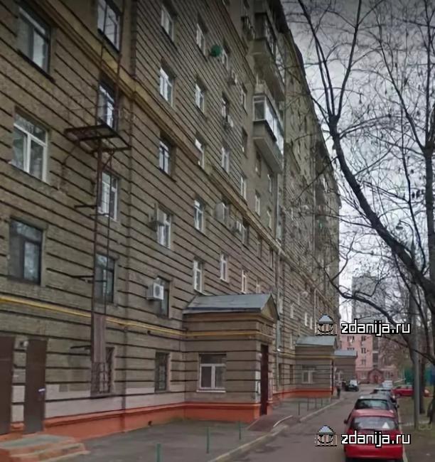 Москва, Мироновская улица, дом 9 (ВАО, район Соколиная Гора)