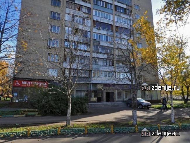 Москва, Восточная улица, дом 13 Башня Вулыха (ЮАО, район Даниловский)