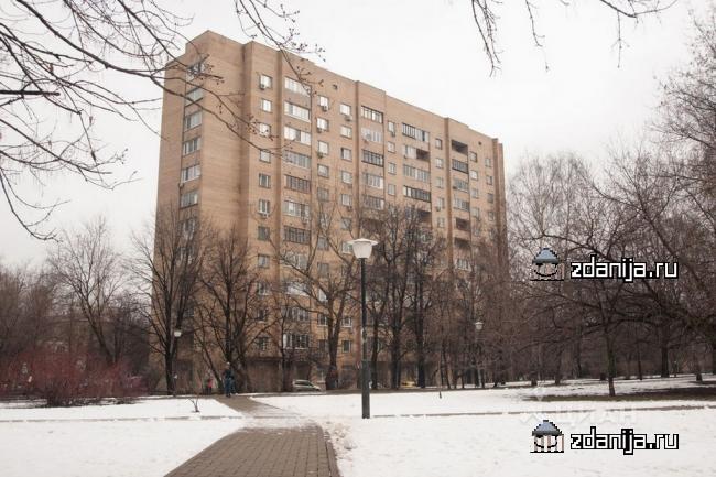 Москва, Ракетный бульвар, дом 17 (СВАО, район Алексеевский)