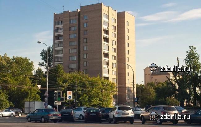Москва, Большая Пироговская улица, дом 5 (ЦАО, район Хамовники)