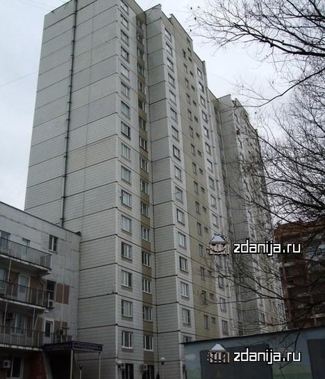 Москва, Коптевский бульвар, дом 15А, Серия П-44 (САО, район Коптево)
