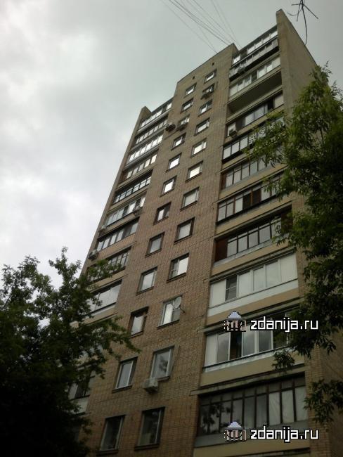 Москва, Шепелюгинская улица, дом 16 Башня Вулыха II-67 (ЮВАО, район Лефортово)