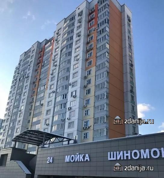 Москва, Варшавское шоссе, дом 120, корпус 2 Серия И-2685-АР (ЮАО, район Чертаново Северное)