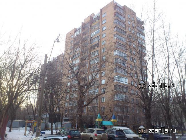Москва, Павловская улица, дом 23 Башня Вулыха II-67 (ЮАО, район Даниловский)