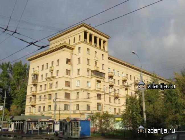 Москва, Шарикоподшипниковская улица, дом 32 (ЮВАО, район Южнопортовый)