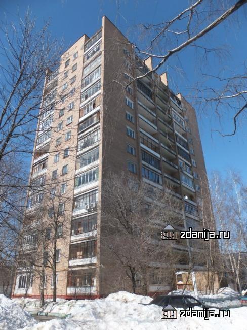 Москва, Дмитровское шоссе, дом 137, корпус 1 Башня Вулыха II-67 (САО, район Дмитровский)