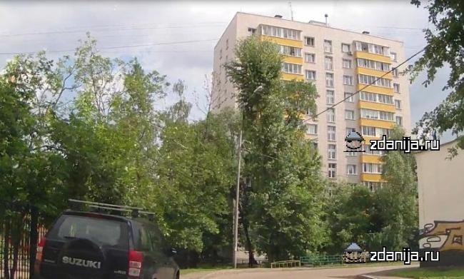 Москва, 3-й Михалковский переулок, дом 20, корпус 3, Серия II-18/12 (САО, район Коптево)