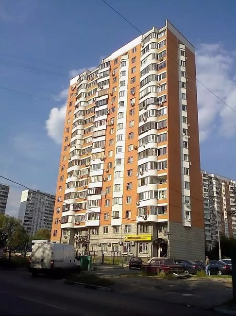Москва, Щелковское шоссе, дом 26, корпус 1 Серия П-44т (ВАО, район Северное Измайлово)