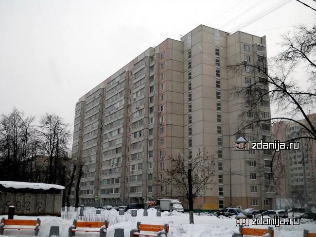 Москва, Шарикоподшипниковская улица, дом 24 Серия П-46 (ЮВАО, район Южнопортовый)
