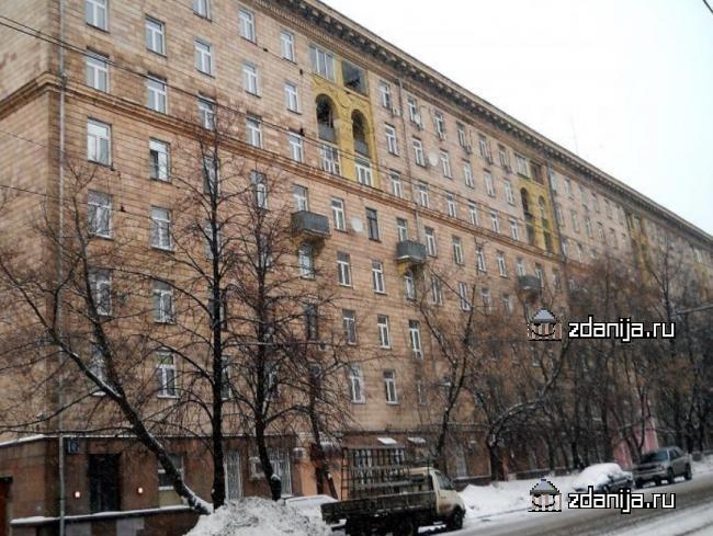 Москва, Шарикоподшипниковская улица, дом 9 (ЮВАО, район Южнопортовый)