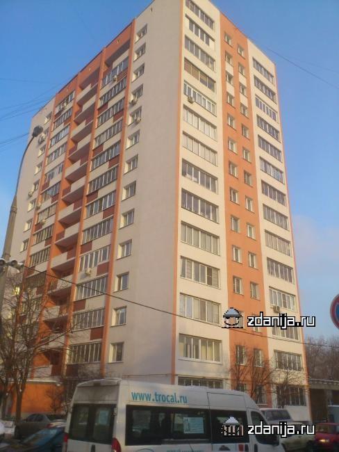 Москва, Малая Калитниковская улица, дом 20, корпус 1 Башня Вулыха II-67 (ЦАО, район Таганский)