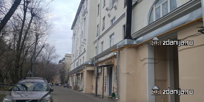 Москва, Варшавское шоссе, дом 64, корпус 1 (ЮАО, район Нагорный)