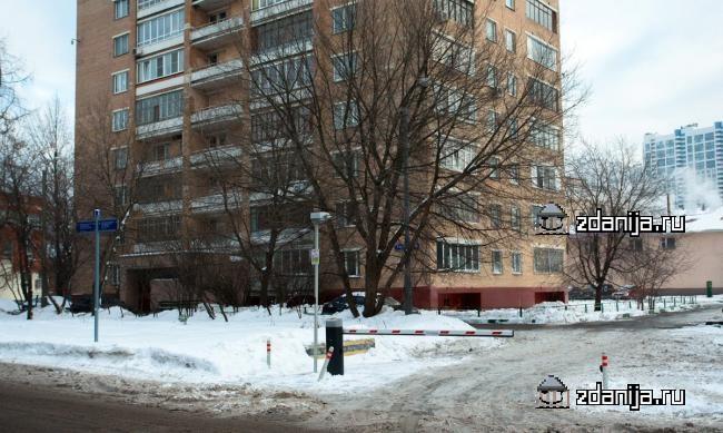 Москва, Большой Коптевский проезд, дом 8 Башня Вулыха II-67 (САО, район Аэропорт)
