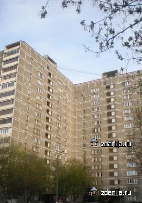 Москва, Шепелюгинская улица, дом 5, корпус 2 Серия II-68 (ЮВАО, район Лефортово)