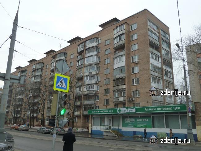 Москва, Михалковская улица, дом 15, Серия: определяется (САО, район Коптево)