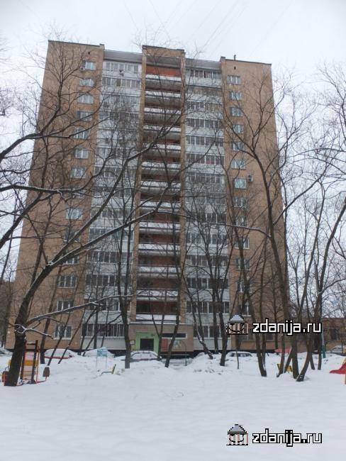 Москва, Свободный проспект, дом 32 Башня Вулыха II-67 (ВАО, район Новогиреево)