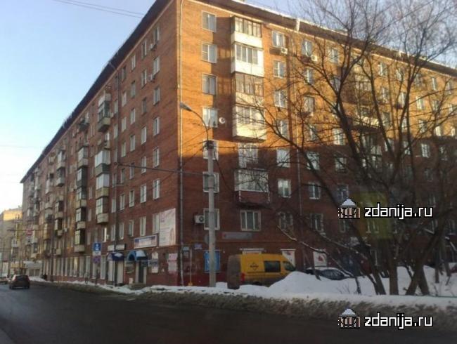Москва, Дмитровское шоссе, дом 50, корпус 1 (САО, район Тимирязевский)