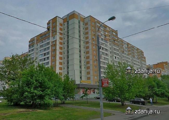 Москва, Большая Очаковская улица, дом 42 Серия П-46м (ЗАО, район Очаково-Матвеевское)