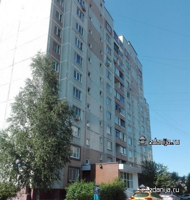 Москва, Старобитцевская улица, дом 7 Серия П-46 (ЮЗАО, район Северное Бутово)