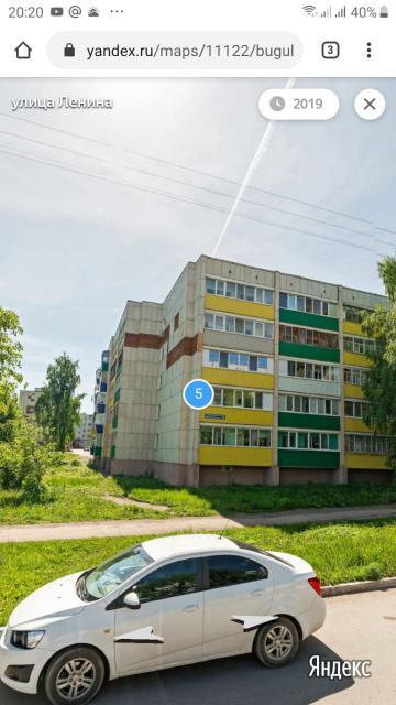 Серия дома Г. Бугульма, Ул. Ленина 5, Республика Татарстан