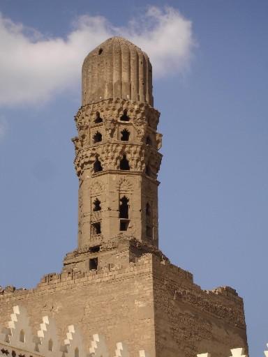 архитектура фатимидов Мечеть аль-Хаким, Каир