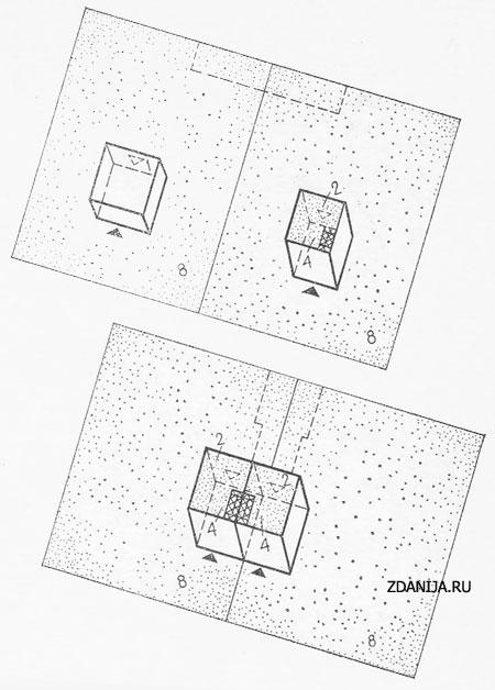Одноквартирные ( индивидуальные ) дома - коттеджи, и двухквартирные ( спаренные ) - танхаусы