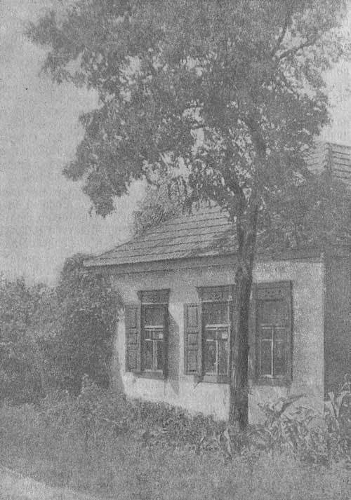 Жилой дом самодеятельного строительства пригород Днепропетровска