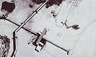 Дезурбанистский план Гинзбурга и Барща, 1930 г.