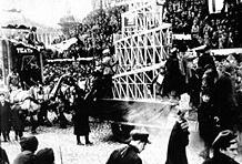Башня Татлина, 1919