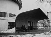 Архитекторы - Барщ / Синявский, Московский планетарий, 1929