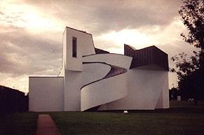 Музей Витра Дизайн. Архитектор Френк Гери. Вель-на-Рейне