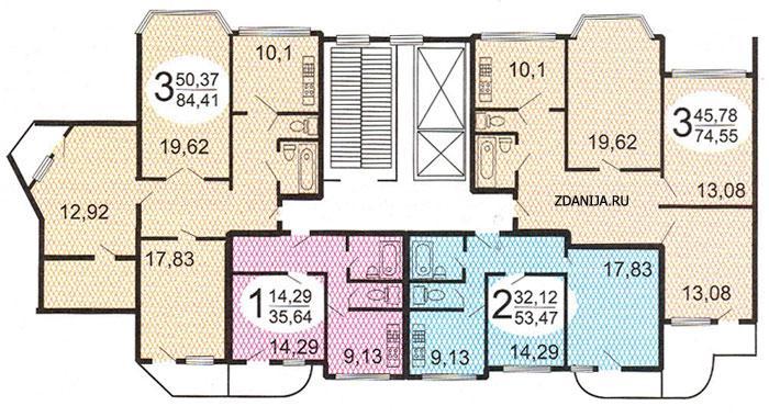 Планировка лоджий в домах серии п3 16. - ставим окна сами - .