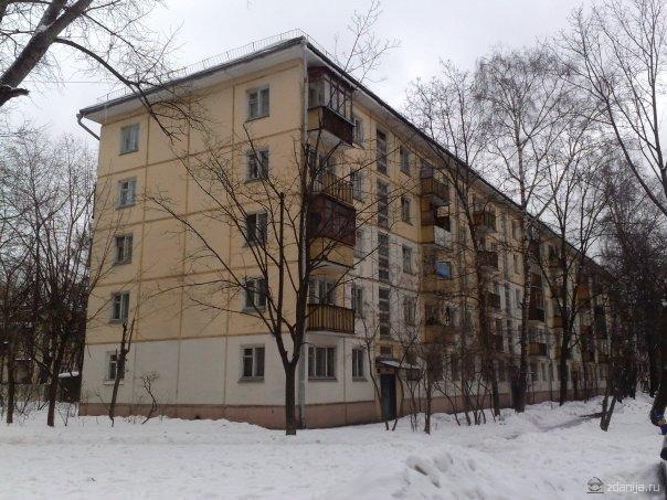 Серии жилых домов в ссср фото