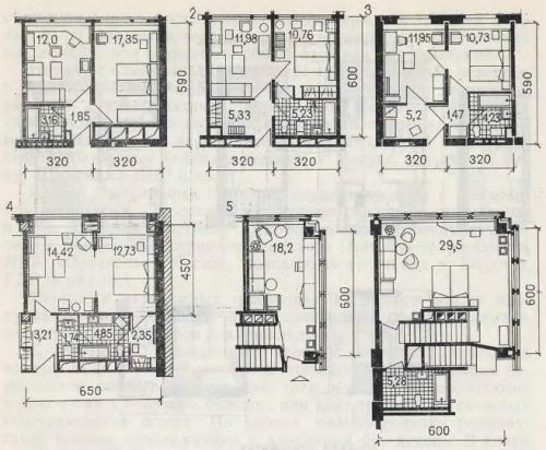 Планировки двухкомнатных номеров-люкс. - Фото пользователей сайта фото