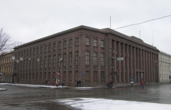 Архитектор Людвиг Мис ван дер Роэ