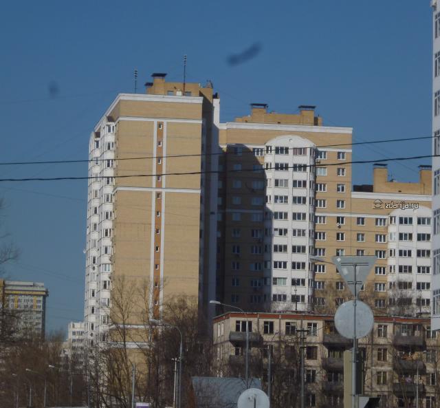 Дома серии С-222, планировки квартир
