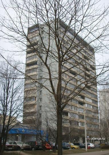 Панельно-блочные дома серии II-68