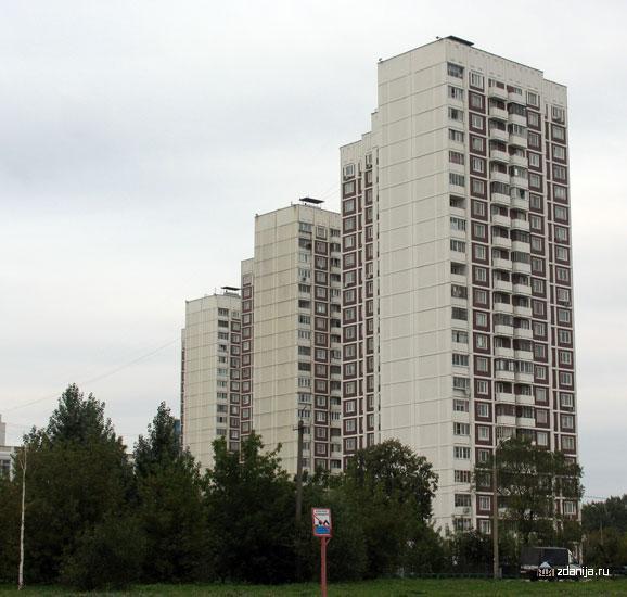 Дома серии КОПЭ, планировки квартир с размерами