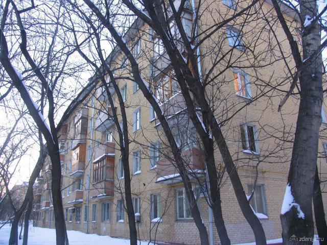 Жилые дома серии 1-511, планировки квартир c размерами