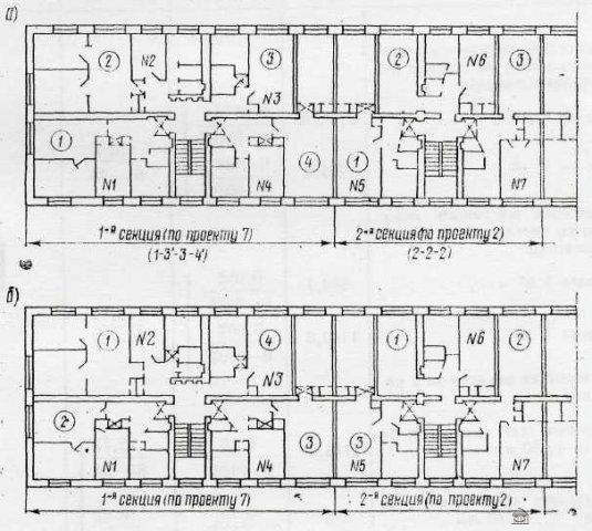 "Фото для ""Дома серии 1-447 - характеристики серии зданий"""