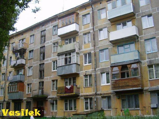 Дом серии 1-510 - Серия 1-510 фото