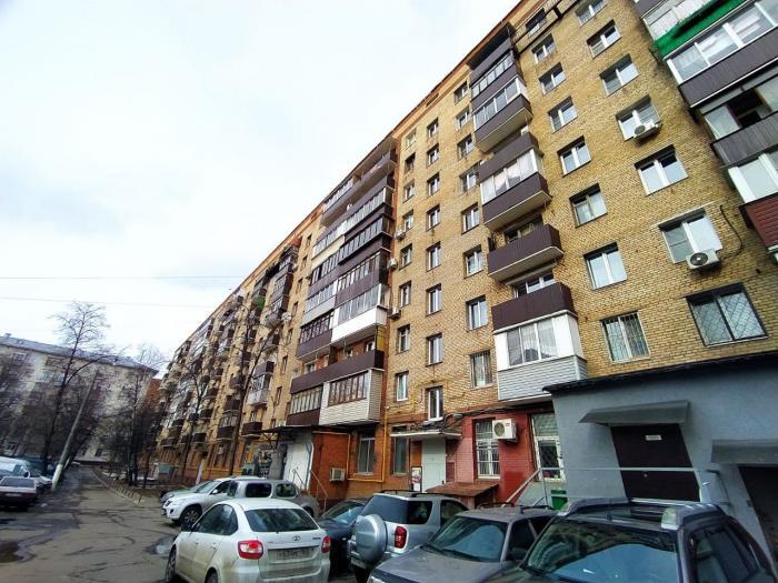 """Фото для """"Дома серии II-29, планировки квартир с размерами и несущими стенами"""""""