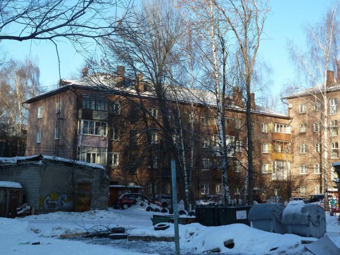 """Фото для """"Дома серии 1-447 - номенклатура, адреса в Москве и других городах, характеристики и виды таких зданий"""""""